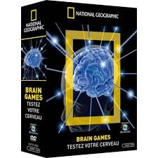 BRAIN GAMES TESTEZ VOTRE CERVEAU / 3 DVD