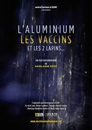 l'aluminium les vaccins et les 2 lapins